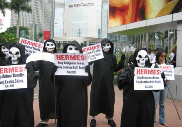 Beware of Hermès' Cruel Wares