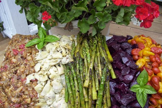 Roasted-Vegetable-Platter