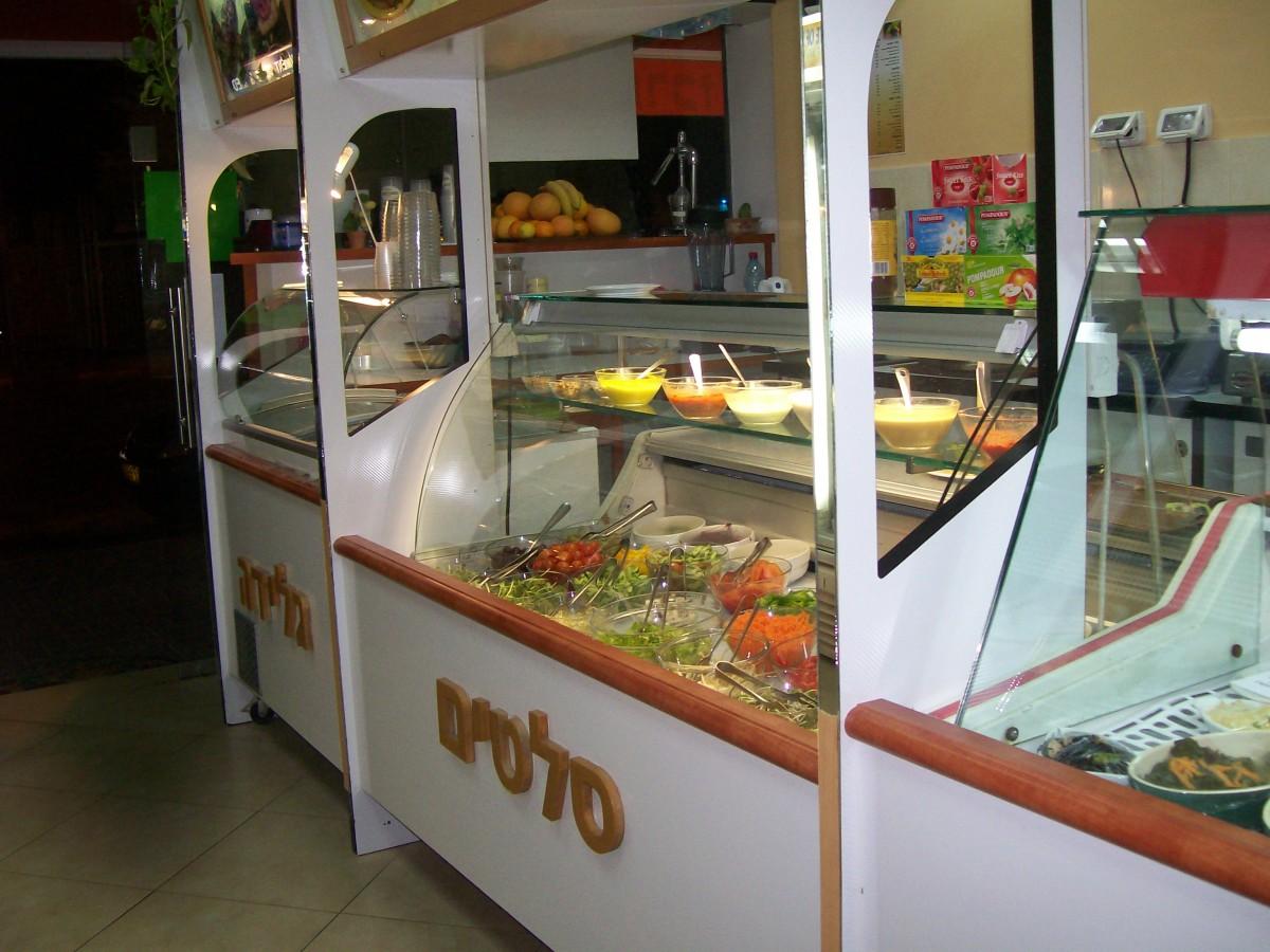 Taste of Life (Vegetarian Cafe) in Tel Aviv