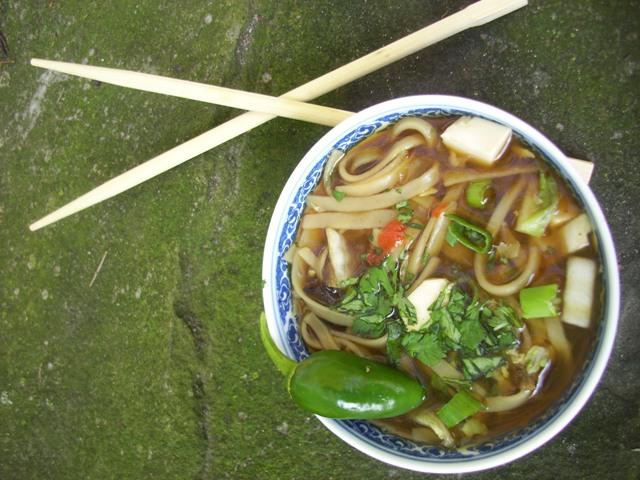 Vietnamese-Soup