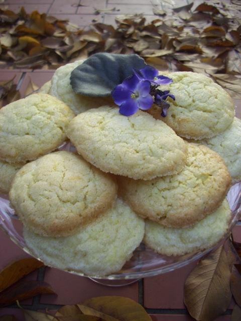 PETA's Vegan Lemon Sugar Cookies Recipe