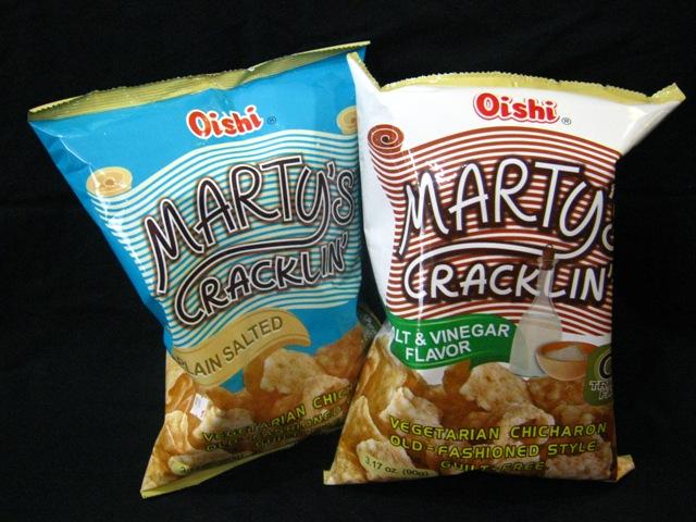 Marty's Vegetarian Chicharon