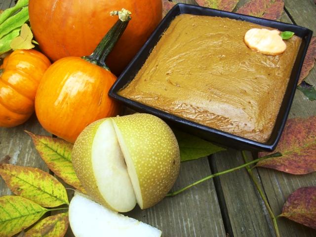 Pumpkin-Peanut-Pate