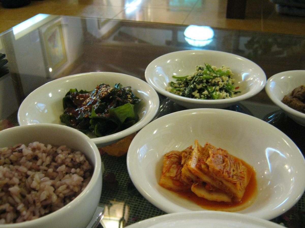 Oseyhang, Seoul, Vegetarian Restaurant