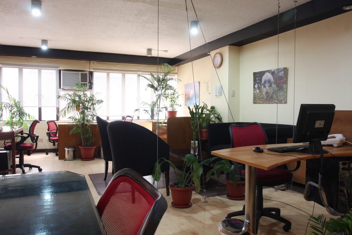 PETA's new office
