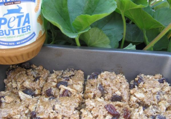Recipe: Shredded Wheat Peanut Butter Bars