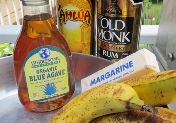 Recipe: Bananas Flambé