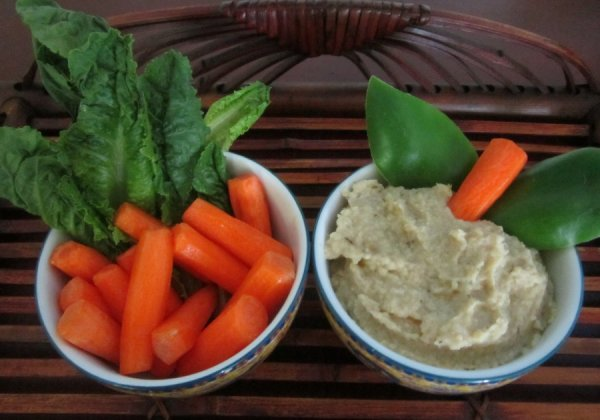 Recipe: Garlic-Artichoke Dip