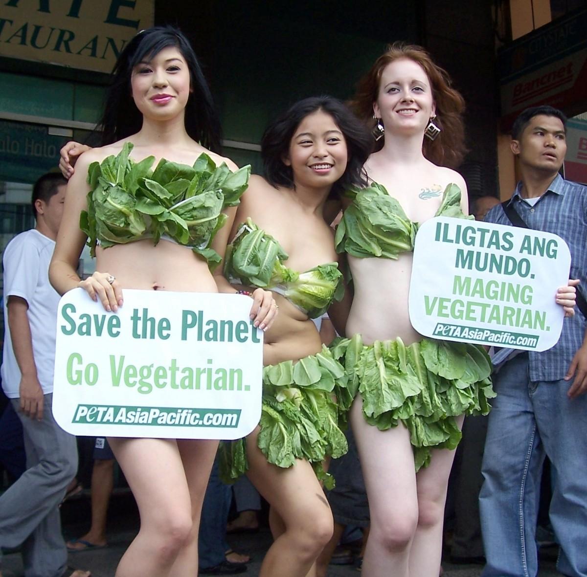 Manila Lettuce Ladies