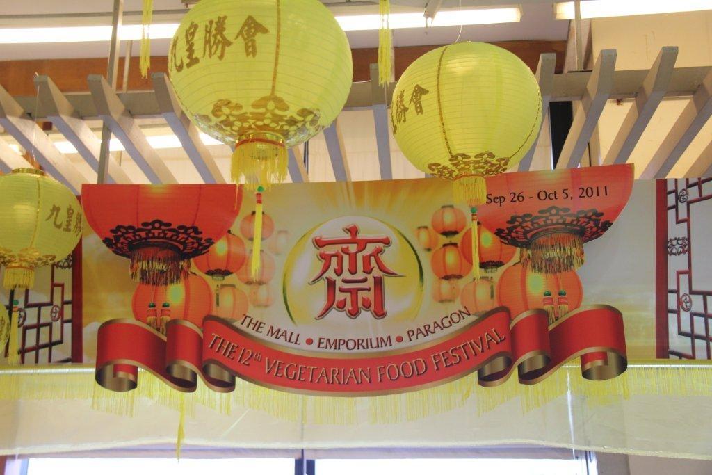 Thai Veg Festival