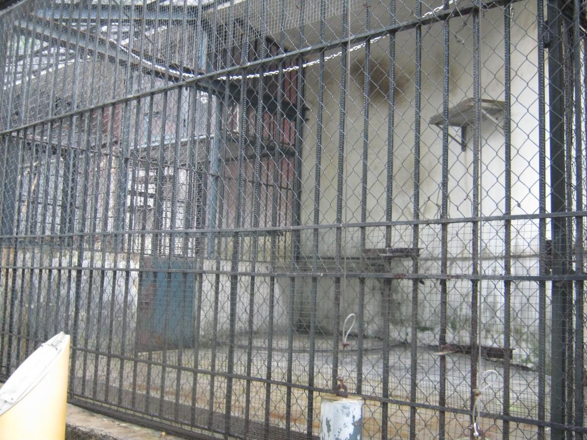 Barren cage