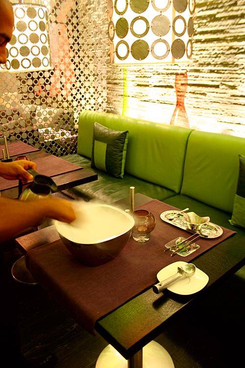 Pestle restaurant