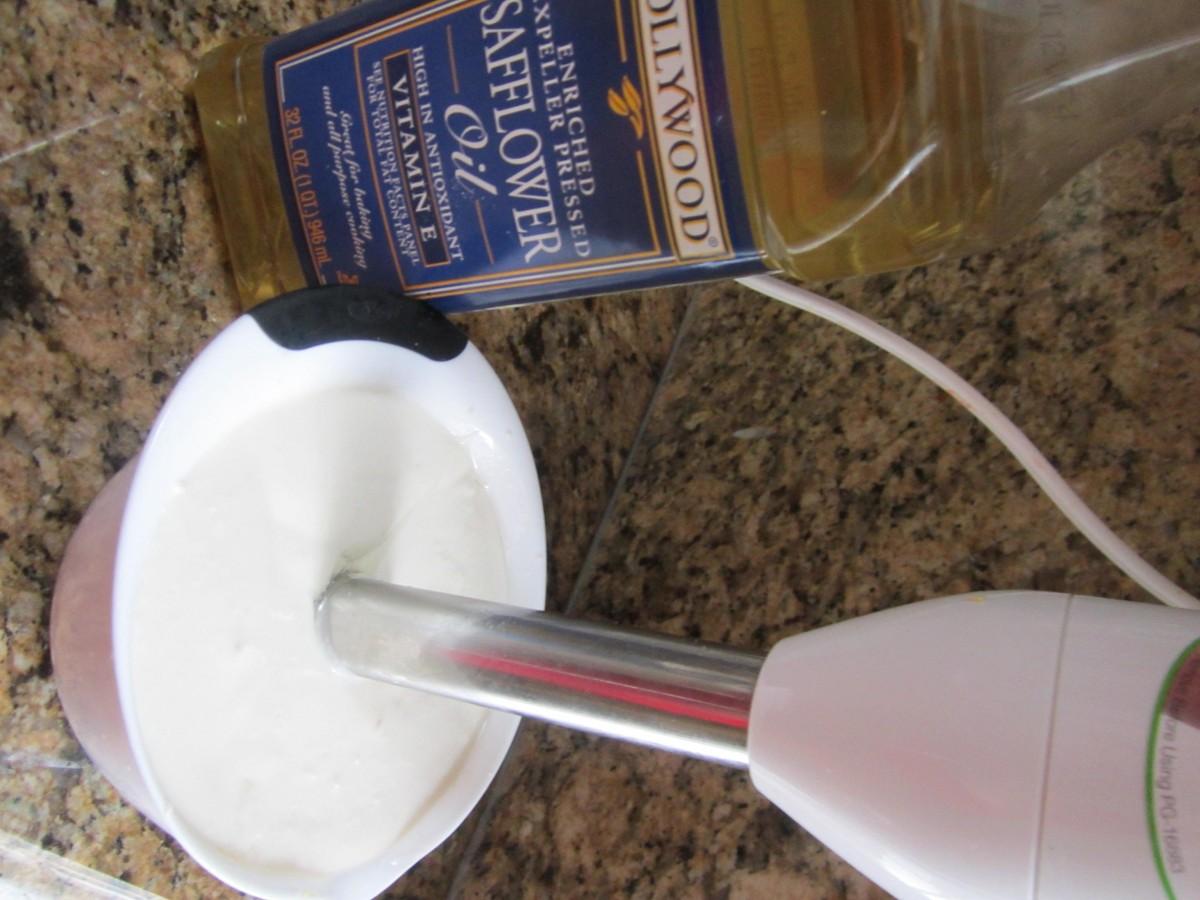Buckwheat mix