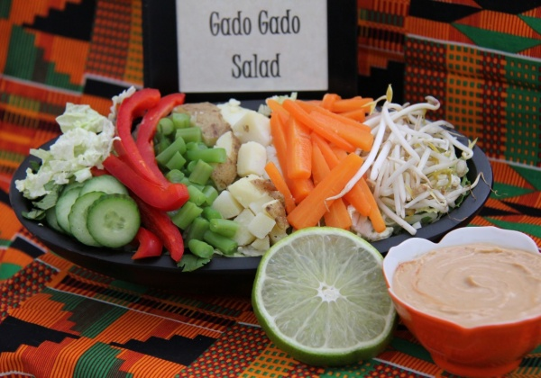 Recipe: Gado-Gado Salad