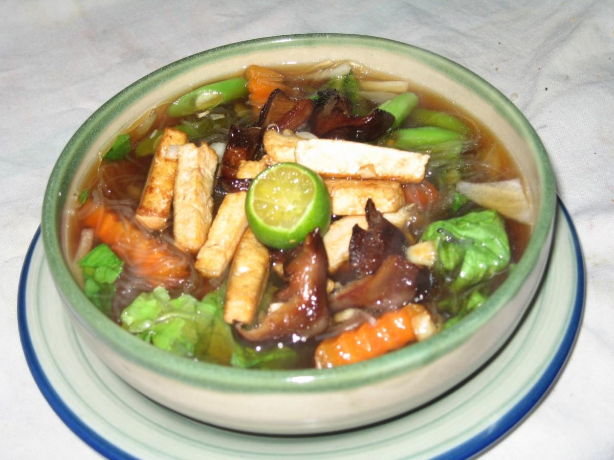 Ima's Soup