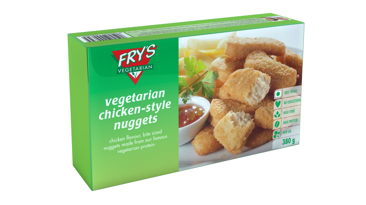 Fry's nuggets