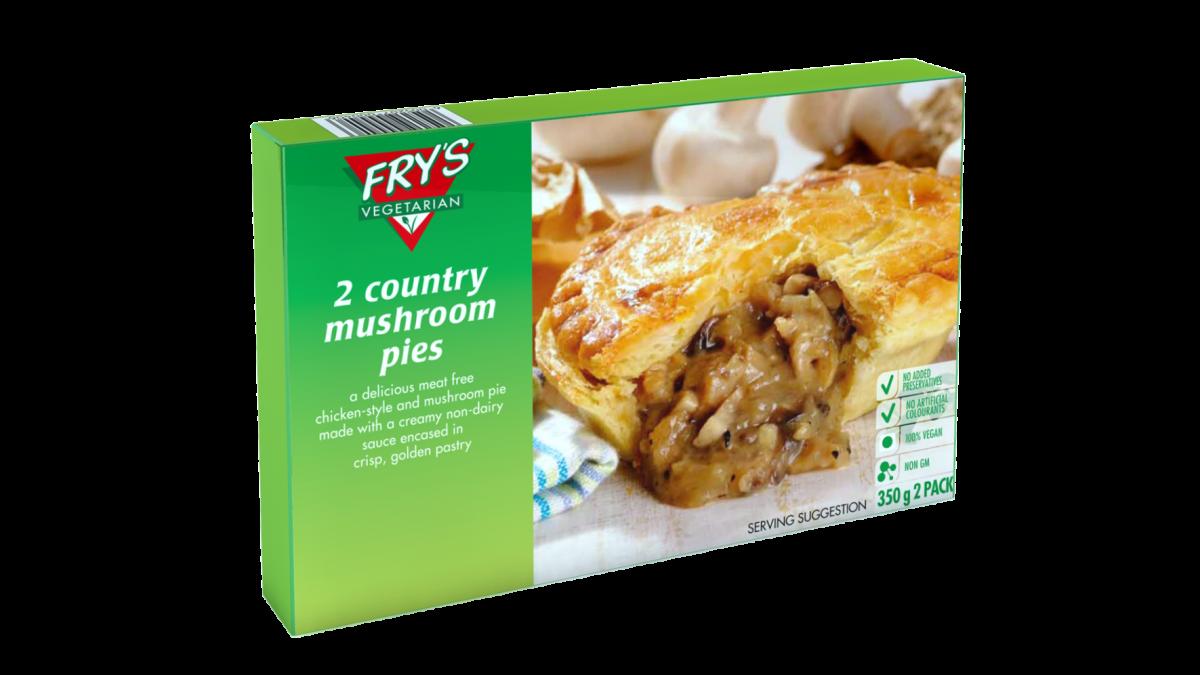 Fry's pies