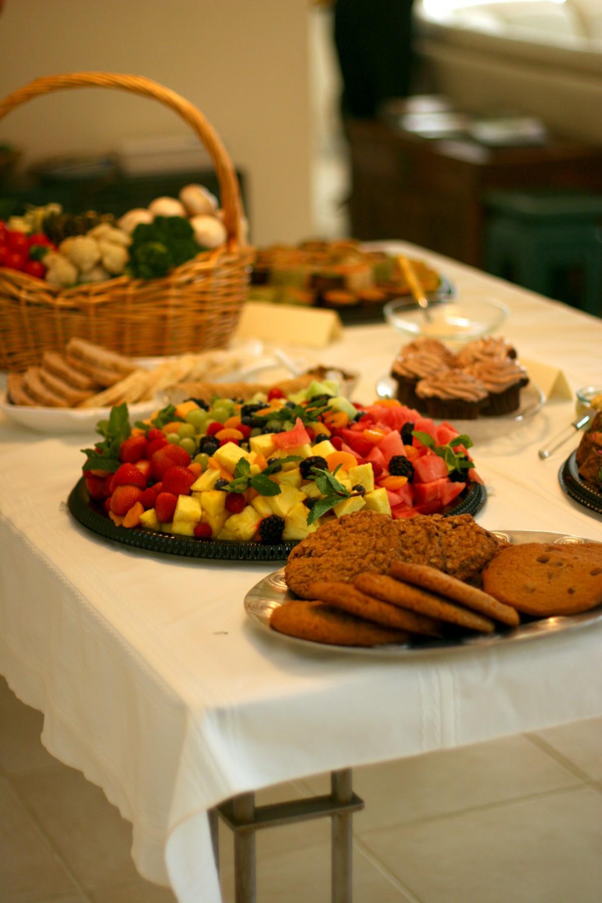 Vegetarian wedding