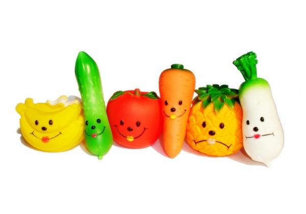 Vegan Kids: The ABCs