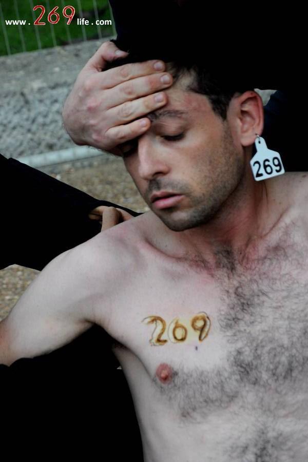 Israel 269 demonstration