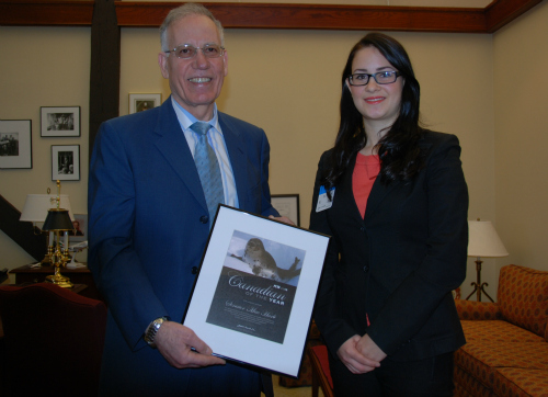 Senator Mac Harb Award