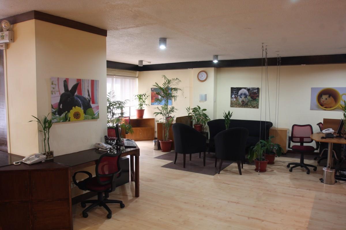 PETA Manila office