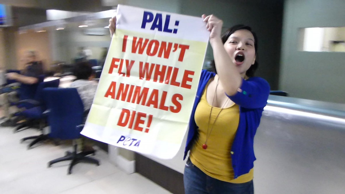 philippine airlines protest