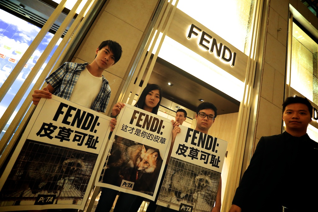 Fendi fur disruption4