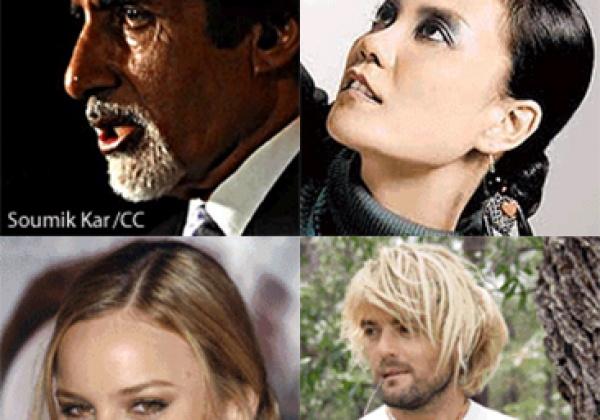 Meet the 2008 Sexiest Vegetarian Celebrity Winners!