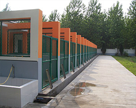 A new state-of-the-art shelter in Nanjing, China, will replace a decrepit and severely crowded holding facility.