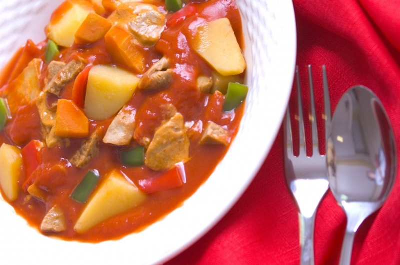 Spicy Kaldereta Recipe