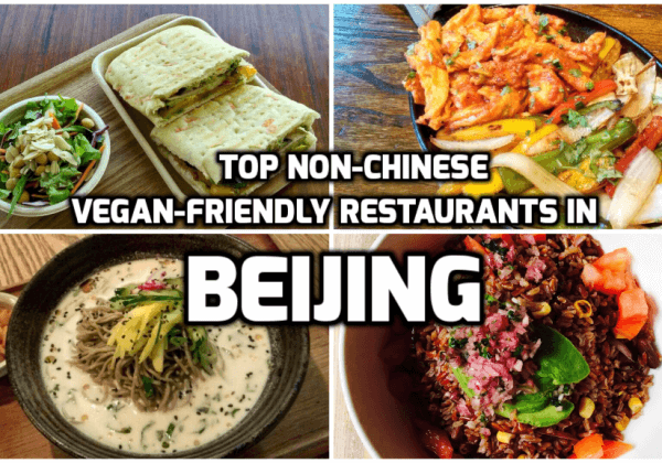 PETA's Picks: Non-Chinese Vegan-Friendly Restaurants in Beijing