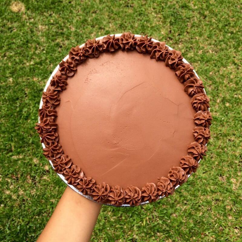 Kitchen Revolution's Chocolate Cake. Credit Marie Gonzalez.
