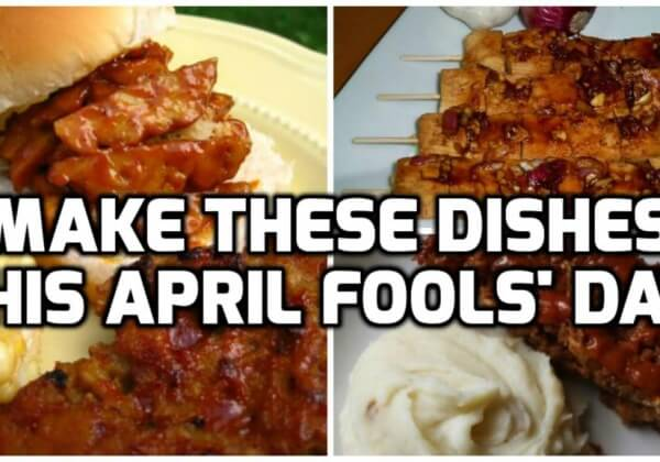 Fool Your Friends This April Fools' Day