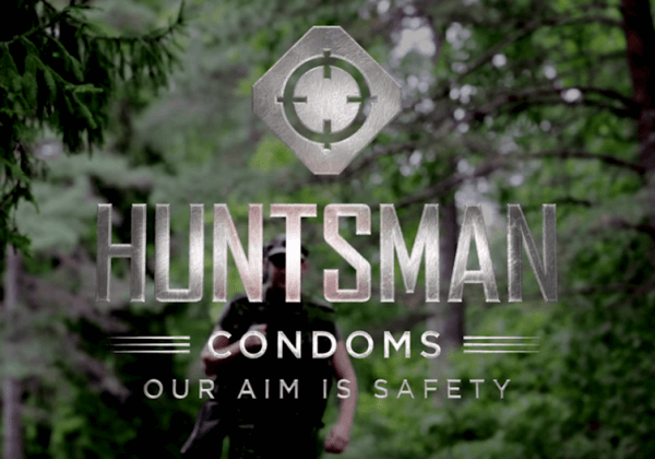 Huntsman Condoms - Our Aim is Safety