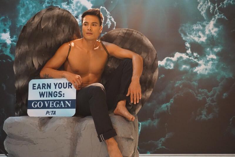 Rafael Rosell for PETA Asia. Philippine Star.