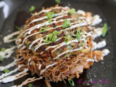 Recipe: Vegan Modan-Yaki