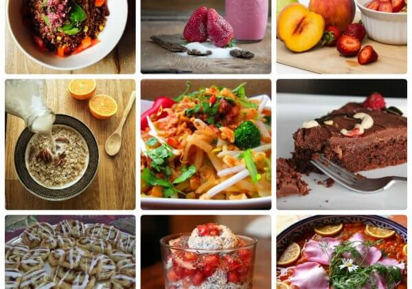 Easy Two-Week Sample Vegan Meal Plan