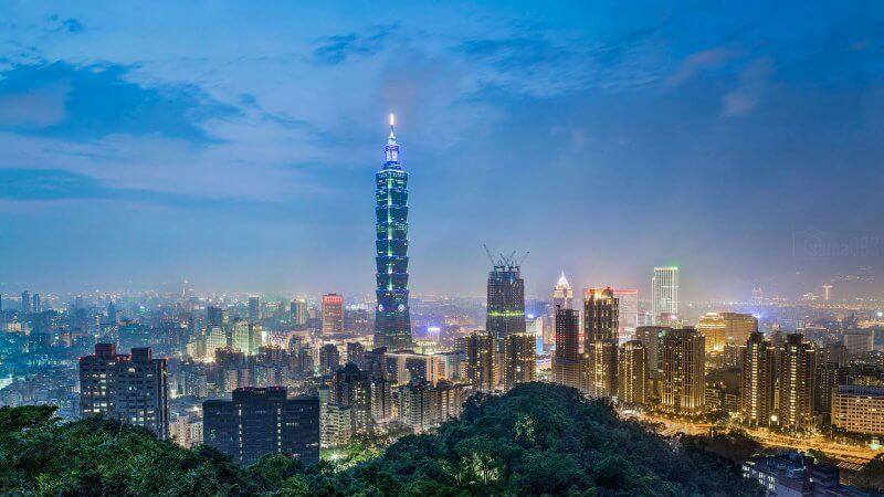 Taipei is the Most Vegan-friendly City in Asia. Image: PETA Asia