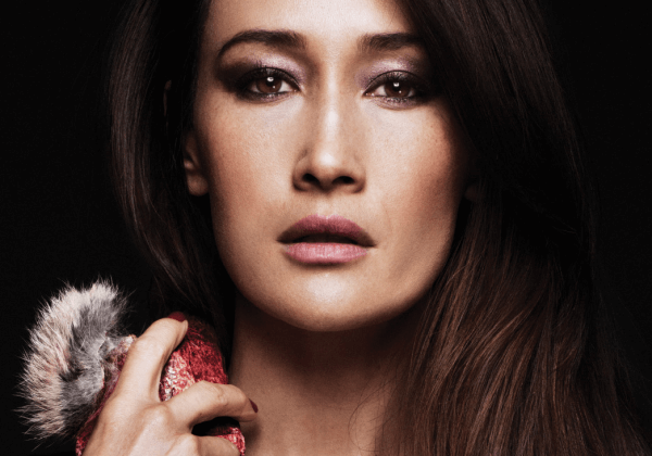 Happy Birthday, Maggie Q! Check Out the Star's Stunning PETA Ads