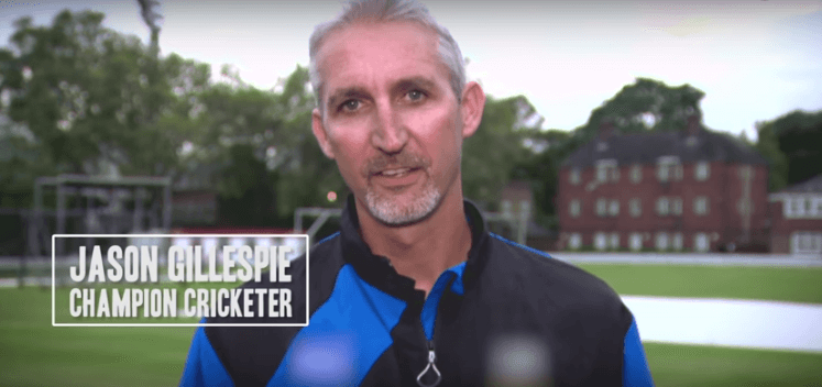 Video: Cricketer Jason Gillespie Says There's Nothing 'Macho' About Eating Meat