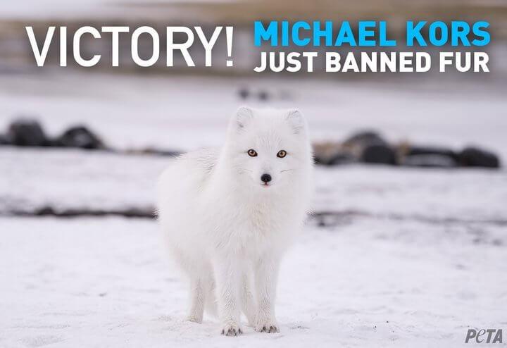 Breaking News: Michael Kors Bans Fur