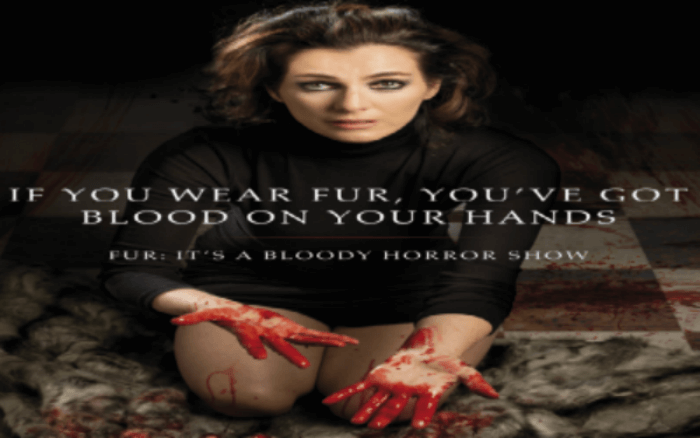 WATCH: Ayelet Zurer Explains the Real, Bloody Horror of Fur