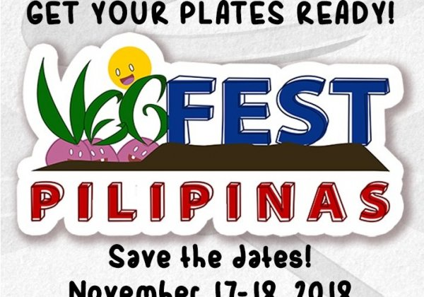 8 Reasons Why VegFest Pilipinas Is Going to Blow Your Mind (Spoiler: It's Not Just the Delicious Vegan Food)