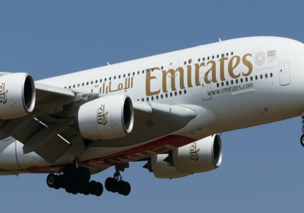 Emirates Airline Serves Over 20,000 Vegan Meals in January