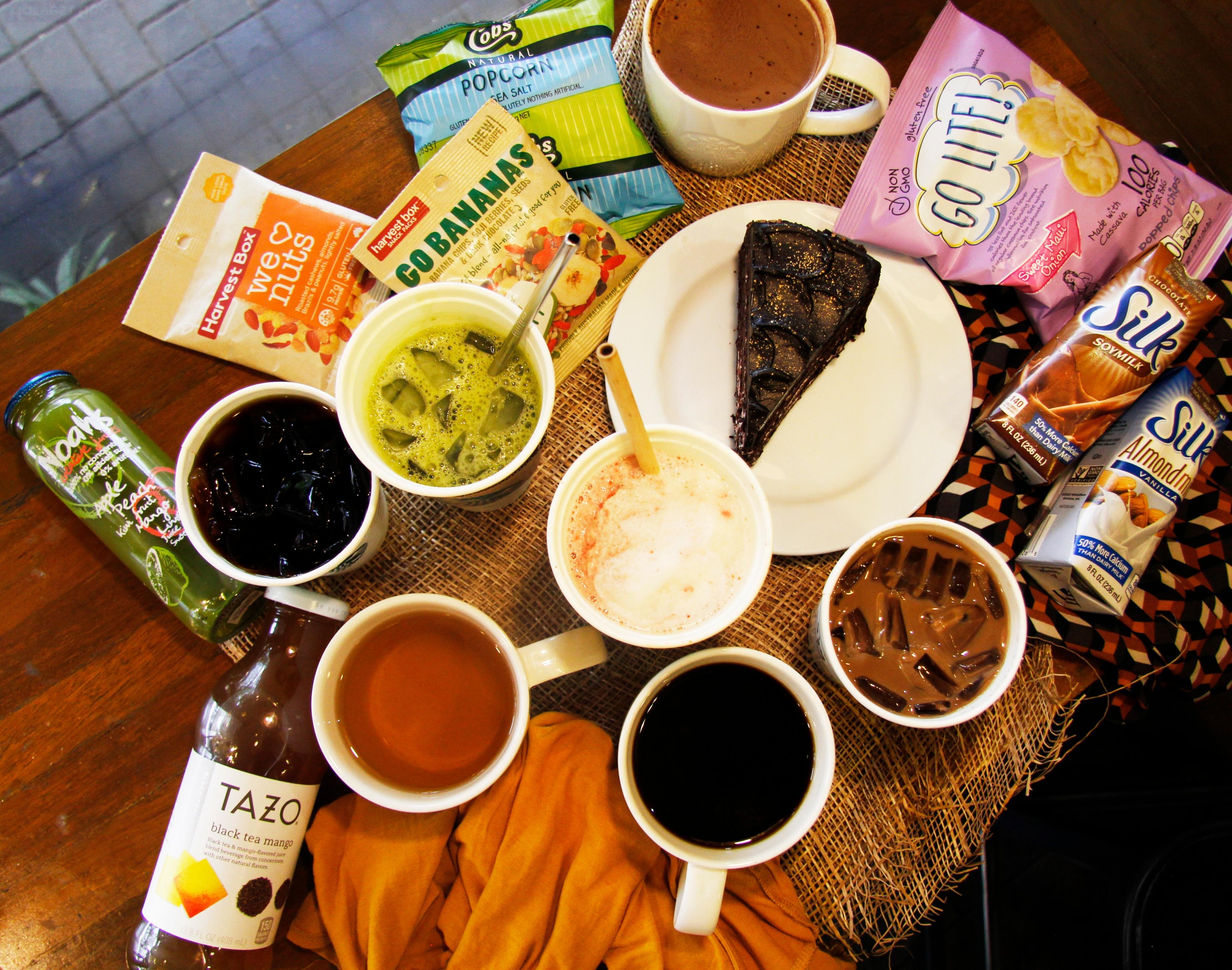 What's Vegan at Starbucks Philippines? Cake and More! | Food