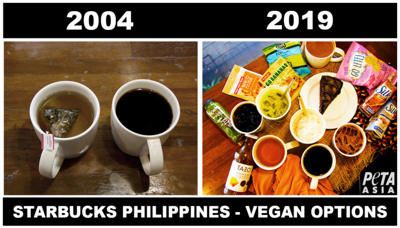 What S Vegan At Starbucks Philippines Cake And More Food