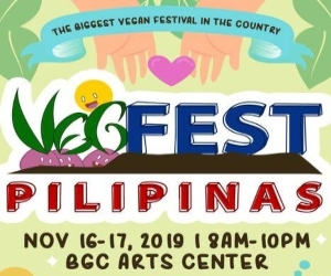 VegFest Pilipinas—the Vegan Festival Everyone's Talking About—Is Back This Weekend