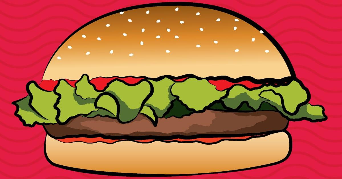 Jollibee Singapore's Vegan Burger Wins PETA Award